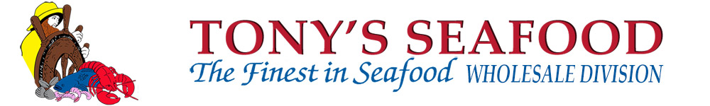 Tony's Seafood Wholesale